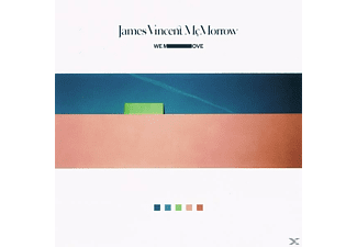 James Vincent Mcmorrow - We Move (Incl.MP3-Card) - (LP + Download)
