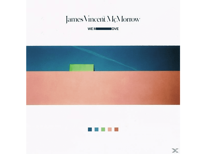 James Vincent Mcmorrow - We Move [CD]