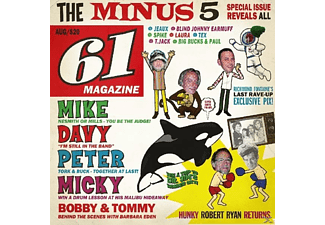 The Minus 5 - Of Monkees And Men - (CD)