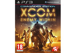 TAKE 2 Xcom Enemy Within PlayStation 3