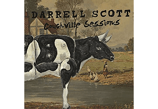 Darrell Scott - Couchville Sessions (Vinyl LP (nagylemez))