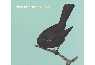 Euan Stevenson, Konrad Wiszniewski - New Focus on Song (CD)