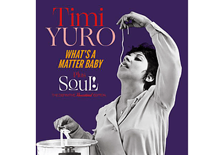 Timi Yuro - What's a Matter Baby / Soul (CD)