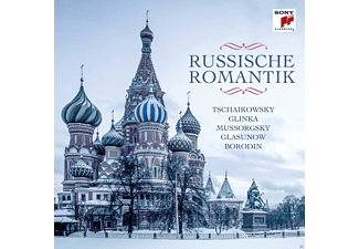 VARIOUS - Russische Romantik - (CD)