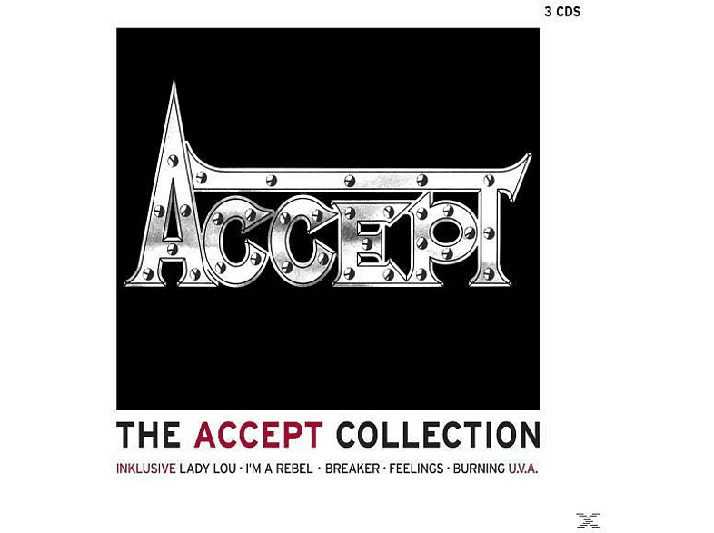 Accept - The Accept Collection [CD]