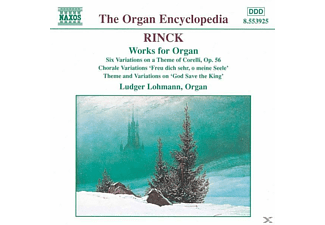 Ludger Lohmann - Works For Organ - (CD)