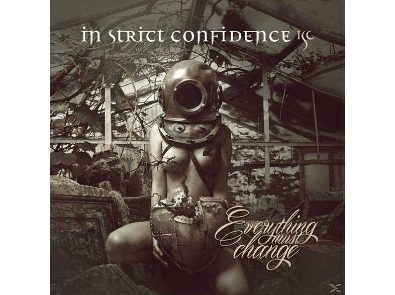 In Strict Confidence - Everything Must Change [CD]