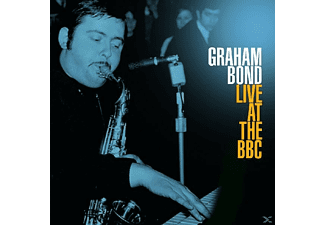 Graham Bond - Live At The BBC - (Vinyl)