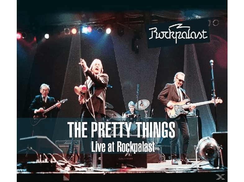 The Pretty Things - Live At Rockpalast 1988 [Vinyl]