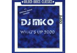 Dj Miko - What s Up 2000 - (Maxi Single CD)