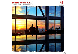 Various Artist Compilation - Sunset Hours Vol.3 - (CD)