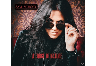 Sari Schorr - A Force Of Nature - (CD)