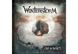 Winterstorm - Cube Of Infinity - (CD)
