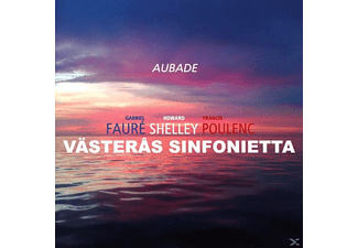 Västeras Sinfonietta, Shelley Howard - Aubade - (CD)