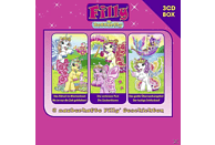 Filly - Filly 3-CD Hörspielbox Vol.1-Butterfly - (CD)