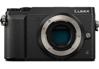 PANASONIC Appareil photo hybride Lumix DMC-GX80