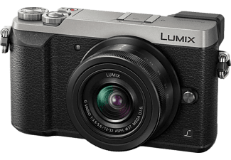 PANASONIC Appareil photo hybride Lumix DMC-GX80 + 12-32 mm