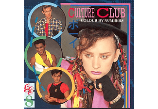 Culture Club - Colour by Numbers (Vinyl LP (nagylemez))