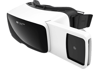 ZEISS VR One Plus, Virtual Reality Brille, Weiß