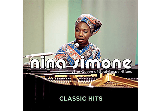Nina Simone - Classic Hits - The Queen of Soul-Gospel-Blues (CD)