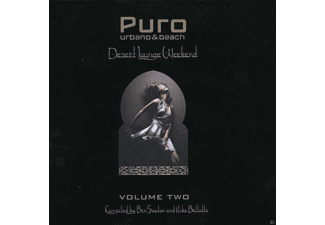 VARIOUS - Puro Desert Lounge Weekend Vol.2 - (CD)