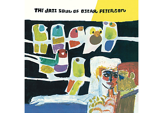 Oscar Peterson - The Jazz Soul of Oscar Peterson (CD)