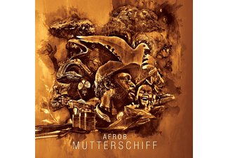Afrob - Mutterschiff (LTD. Vinyl Edition) - (Vinyl)