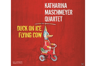 Katharina Quartet Maschmeyer - Duck On Ice, Flying Cow - (CD)