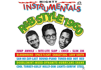 VARIOUS - Mighty Instrumentals R&B-Style 1960 - (CD)