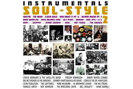 VARIOUS - Instrumentals Soul-Style Vol.2 [CD]