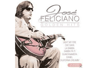 José Feliciano - Golden Hits - (CD)