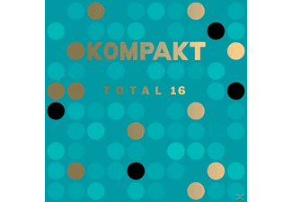 VARIOUS - Total 16 (2LP) - (Vinyl)