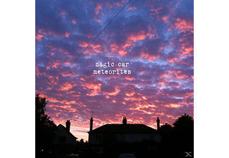 Magic Car - Meteorites - (CD)