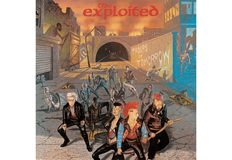 The Exploited - Troops Of Tomorrow - (Vinyl)