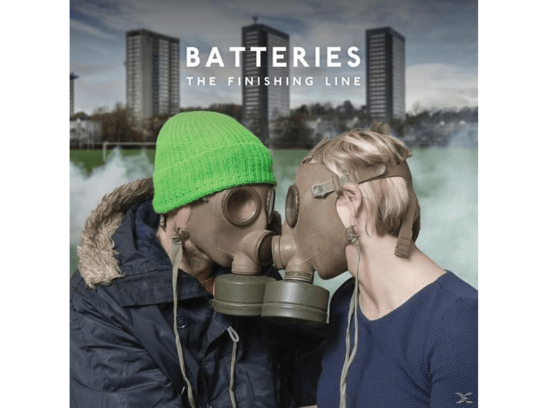 The Batteries - The Finishing Line [CD]