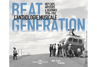 Beat Generation L'anthologie Musicale 1936/62 - Beat Generation L'Anthologie Musicale 1936-1962 - (CD)
