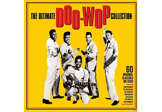 VARIOUS - Ultimate Doo-Wop Collection - (CD)