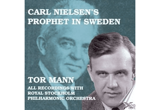 Royal Stockholm Philharmonic Orches - Nielsens Prophet In Schweden - (CD)
