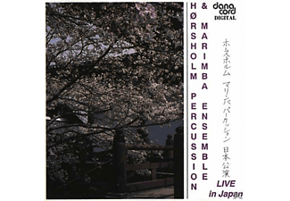 Horsholm Percussion & Marimba Ensemble - Live In Japan - (CD)