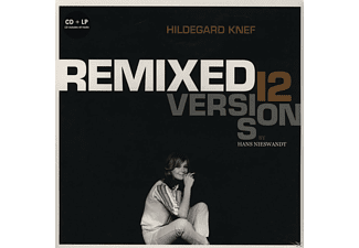 Hildegard Knef - Remixed - 12 Versions By Hans Nieswandt - (LP + Bonus-CD)