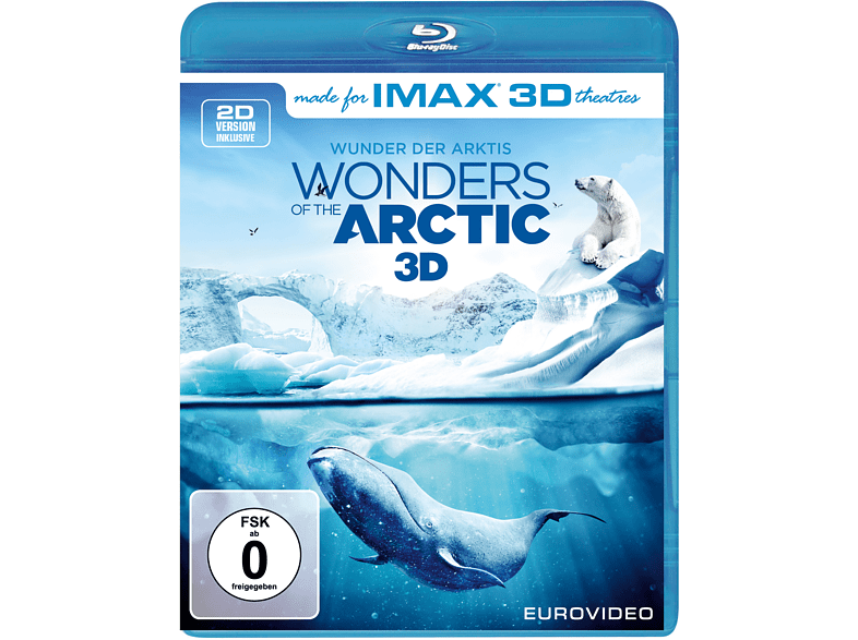 Wonders of the Arctic [3D Blu-ray (+2D)]