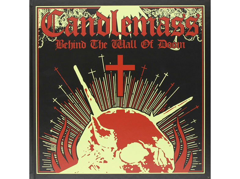 Candlemass - Behind The Wall Of Doom [CD + DVD Video]