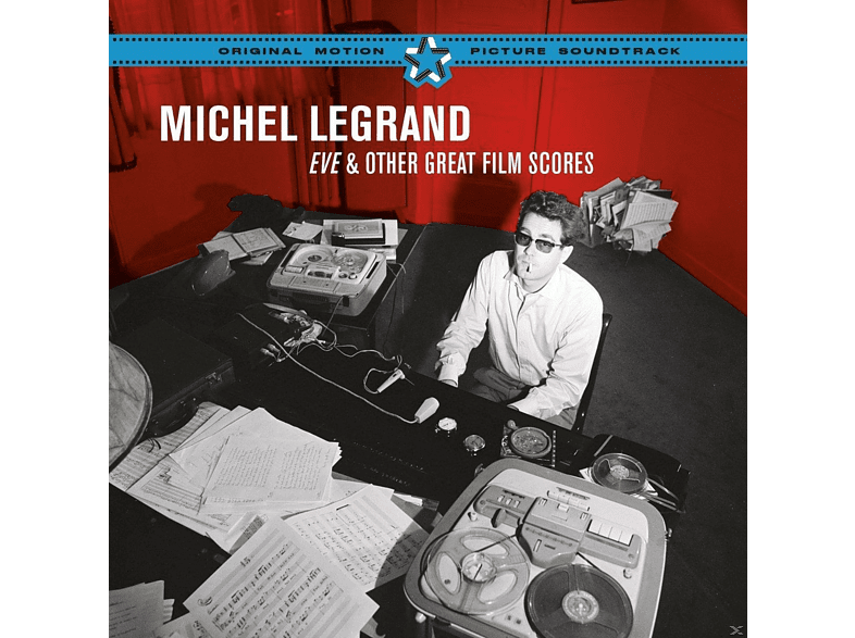Michel Legrand - Eve & Other Great Film Scores [CD]