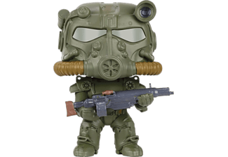 Funko POP! Games: Fallout - T-60 Green Power Armor Limited Edition