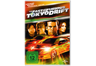 The Fast and the Furious 3 - Tokyo Drift (Media Markt Exklusiv) [DVD]