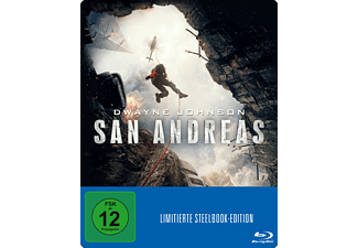 San Andreas (Steelbook) - (Blu-ray)