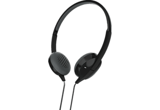 HAMA Advance, On-ear Headset, Headsetfunktion, Schwarz