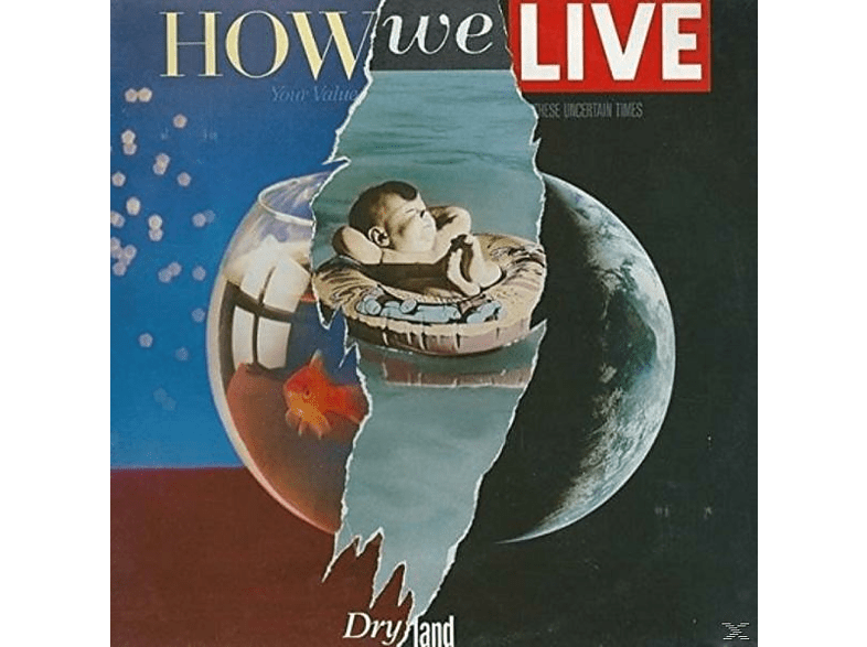 How We Live - Dry Land [CD]