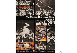 VARIOUS - Eastpak Resistance Tour Vol.1 - (DVD)