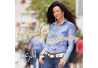 Daniela Martinez - Egal - (CD)